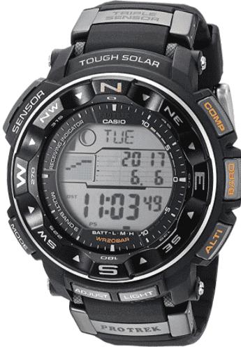 Casio Pro-Tek Tough Solar Watch (PRW2500R)