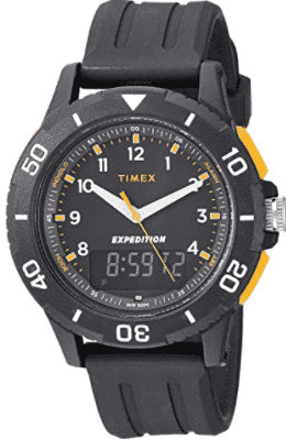 Timex Expedition Katmai Combo