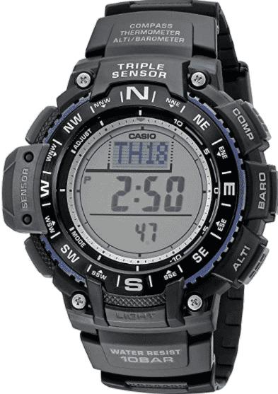 Casio Men's SGW-1000-1ACR Watch