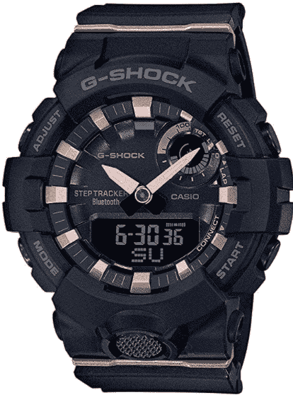 Casio Ladies G-Shock GMA-B800-1A