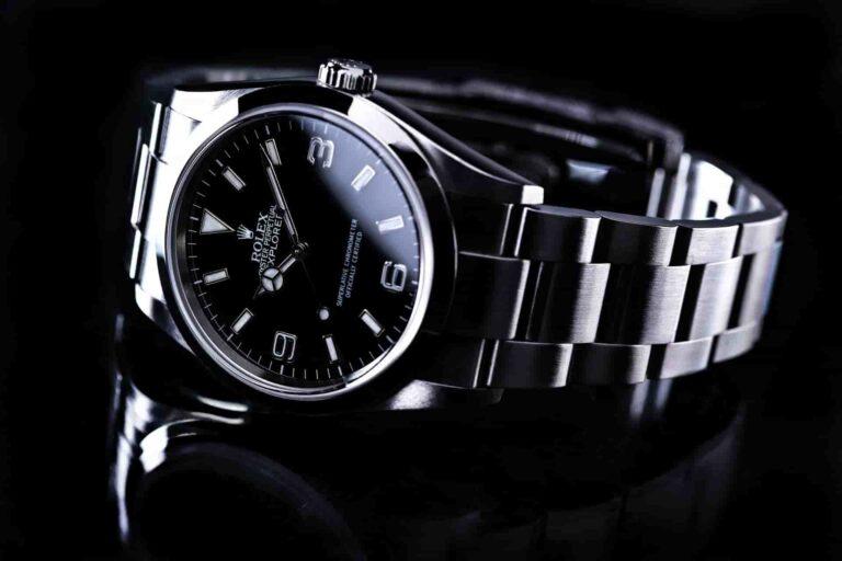 Watches Similar to Rolex Explorer: 4 Luxury Wristwatches for Men