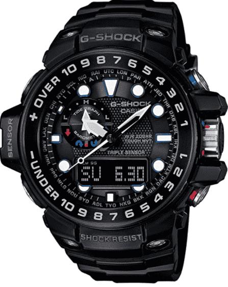Casio G-Shock Gulfmaster (Analog-Digital)