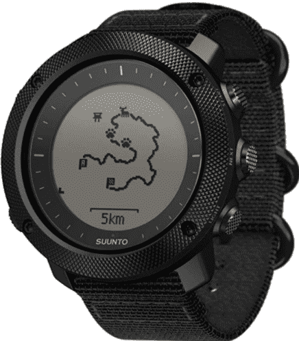 SUUNTO Traverse Alpha: Best Choice for Fishers & Hunters