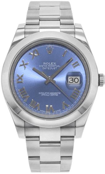 Rolex New Datejust II