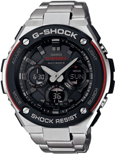 Casio G-Shock S-Steel Series 6