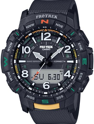 Casio Pro Trek Quartz Watch