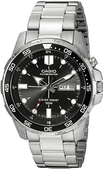 Casio Super Illuminator MTD-1079D-1A3VCF