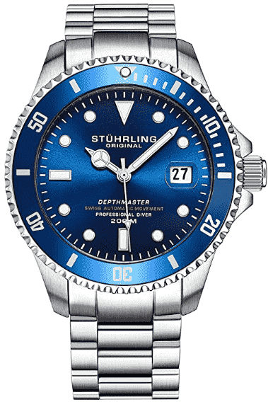 Stuhrling Original DepthMaster Dive Watch