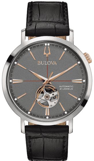 Bulova Automatic Watch 98A187