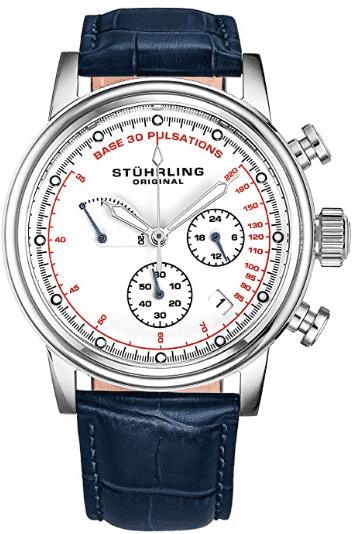Stuhrling Original ChronoPulse Watch