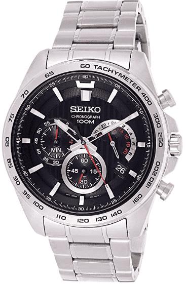Seiko Men's Chronograph Watch SSB2999P1
