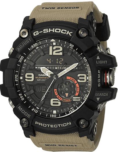 Casio G-Shock GG-1000 Mudmaster