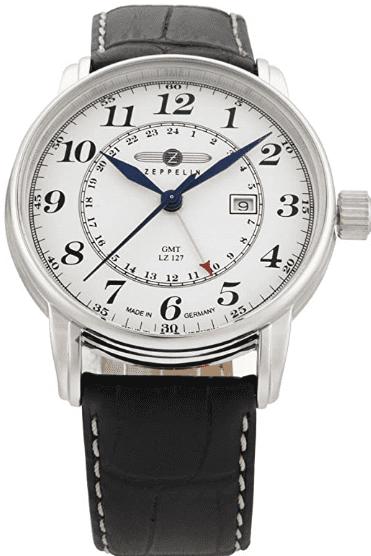 Zeppelin GMT Watch