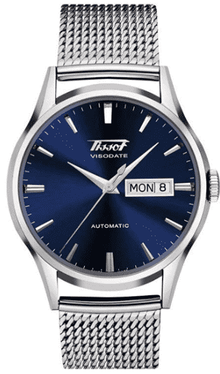 Tissot Unisex Viso Date Swiss Watch
