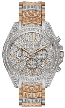 Michael Kors Whitney Watch (with Glitz Accents)