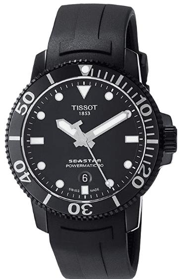Tissot Men's Seastar Swiss Automatic Watch