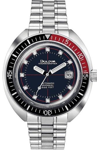 Bulova Oceanographer Automatic Diver/ Dress Watch (Blue)