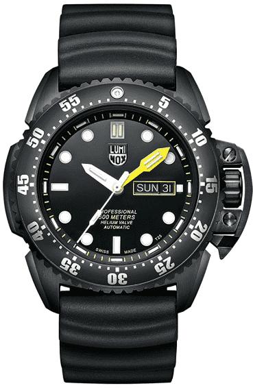 Luminox 'SEA' Swiss Automatic Stainless-Steel Watch