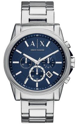 Armani Exchange Stainless Steel Watch II