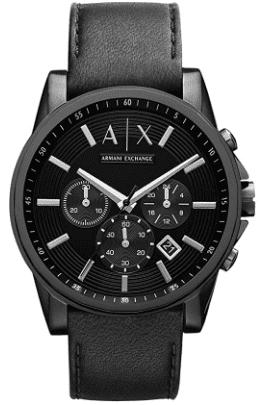 Armani Exchange Stainless Steel Watch III