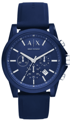 Armani Exchange Stainless Steel Watch IV