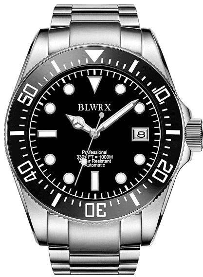 BLWRX Professional Diver Watch