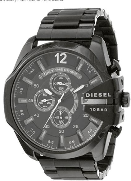 Diesel Men's Master Chief Watch I