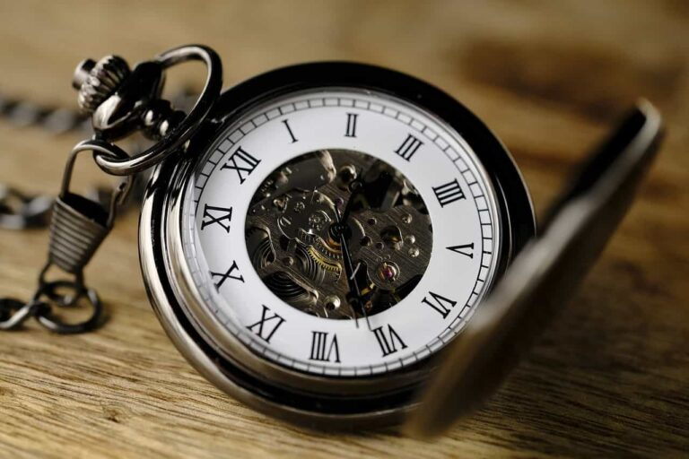What Is A Full Hunter Pocket Watch?