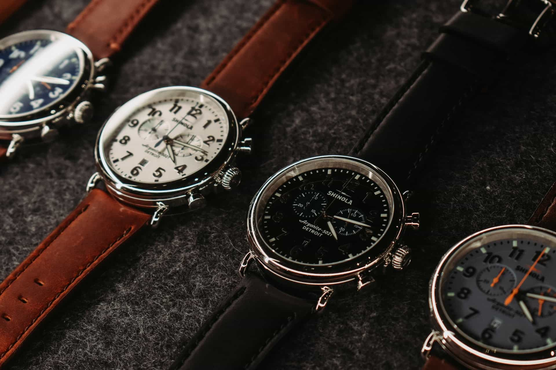 How Many Watches Should A Man Own?