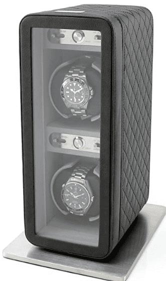 Heiden Monaco Double Watch Winder – Best Inexpensive Double Watch Winder