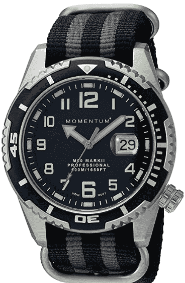 MOMENTUM M50 Professional Diver's Watch