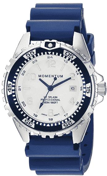Momentum Unisex M1 Splash Watch