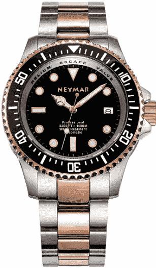 NEYMAR Men's Diver Sport Watch