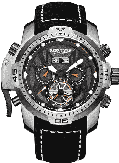 REEF Tiger Automatic Dive Watch