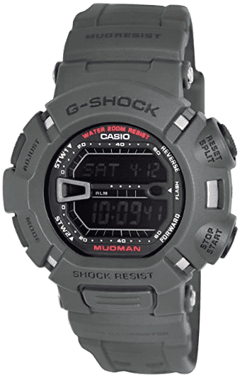 Casio Men's G-Shock Mudman G9000-3V
