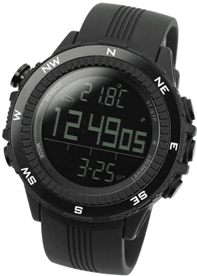 LAD Weather Outdoor Watch