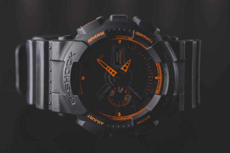 Is G-Shock the Toughest Watch? | An In-Depth Review of the G-Shock's Strength