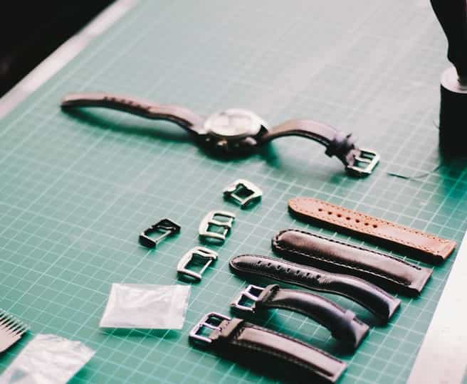 Where to Buy Watch Straps: Buying Guide, Strap Types & Sizing Guide