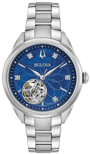 Bulova 96P191 Automatic Watch