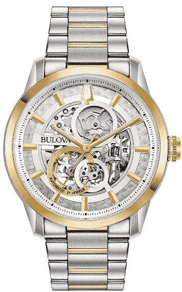 Bulova Automatic Watch 98A214