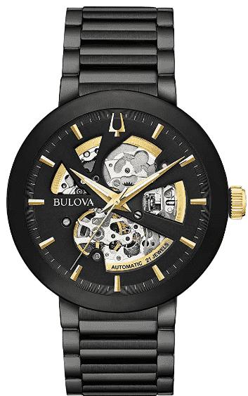 Bulova Skeleton Dress Watch