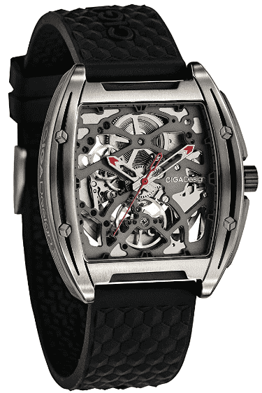 CIGADesign Automatic Titanium Watch