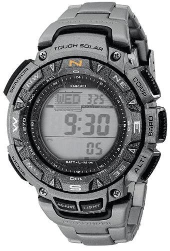 Casio Pathfinder Triple-Sensor Watch