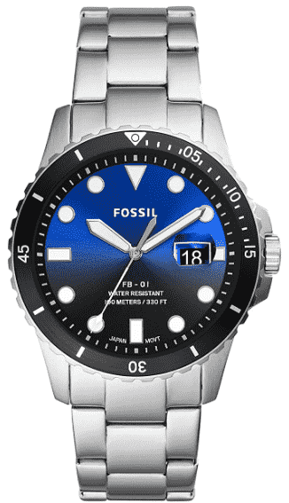 Fossil FB-01 Dive-Inspired Watch