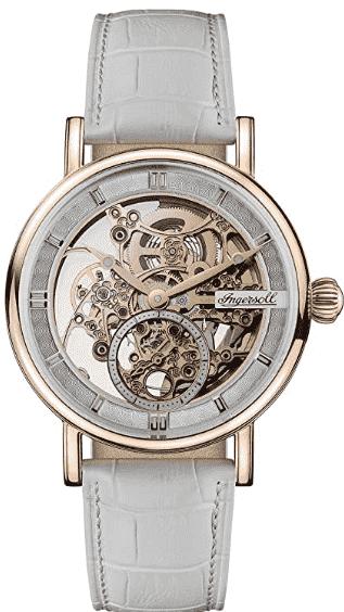 Ingersoll Herald Women's Year-Round Watch – Premium Skeleton Watch for Women