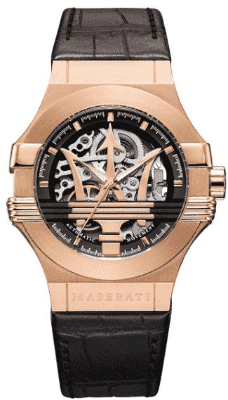 Maserati Potenza Stainless Steel Watch