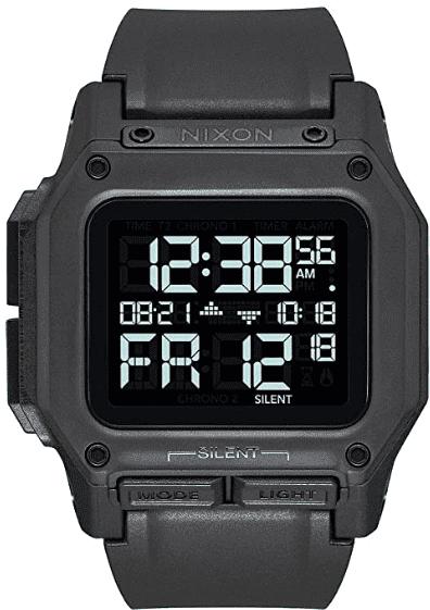 NIXON Regulus – Easy to Read Digital Watch