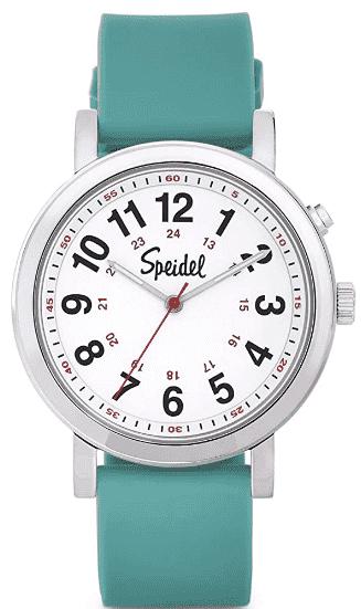 Speidel Medical Scrub Glow Watch