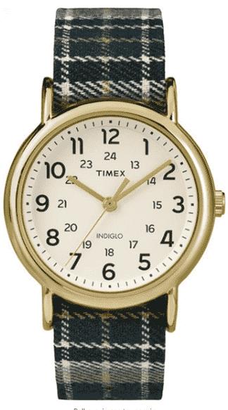 Timex Unisex Weekender
