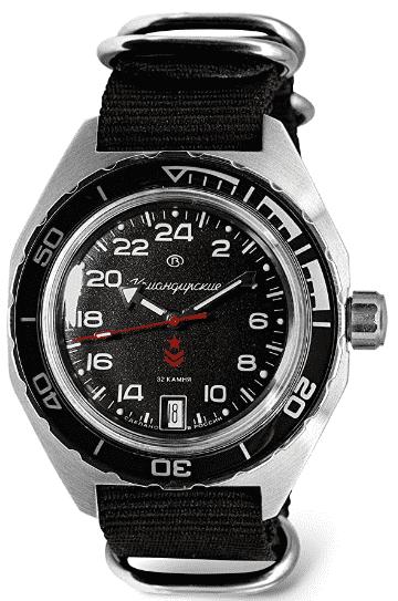 VOSTOK Komandirskie Automatic Watch